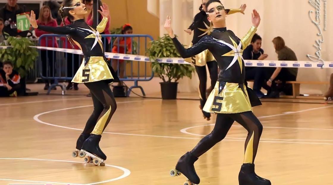Aluche acogerá este fin de semana el XXI Trofeo Internacional Latina Grupos Show de patinaje artístico
