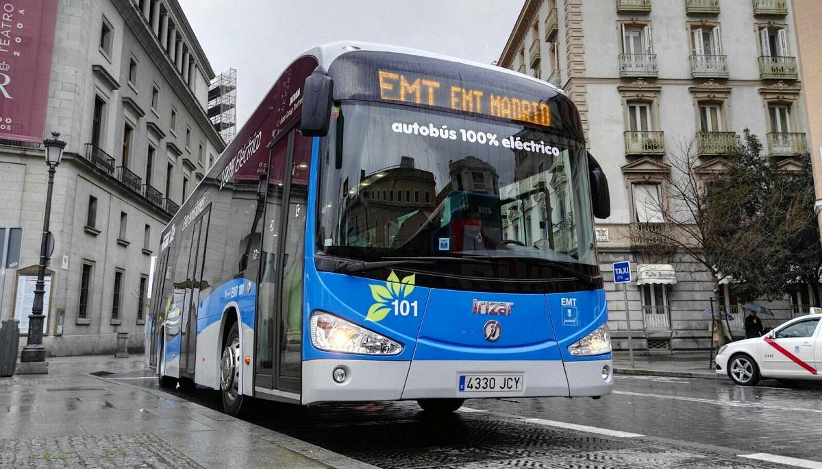 A partir de este domingo nueve líneas de la EMT vuelven a prestar servicio los domingos y festivos