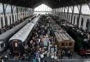 El Museo del Ferrocarril acoge este fin de semana la IV Feria de los Colegios de Madrid