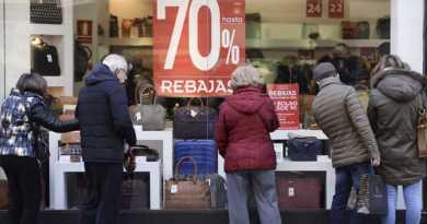 Madrid generará casi 24.000 empleos en la campaña de rebajas, un 2% mas que el año pasado