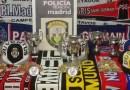 La Policía Municipal intervino 3.000 artículos falsificados por el partido Real Madrid – PSG del miércoles