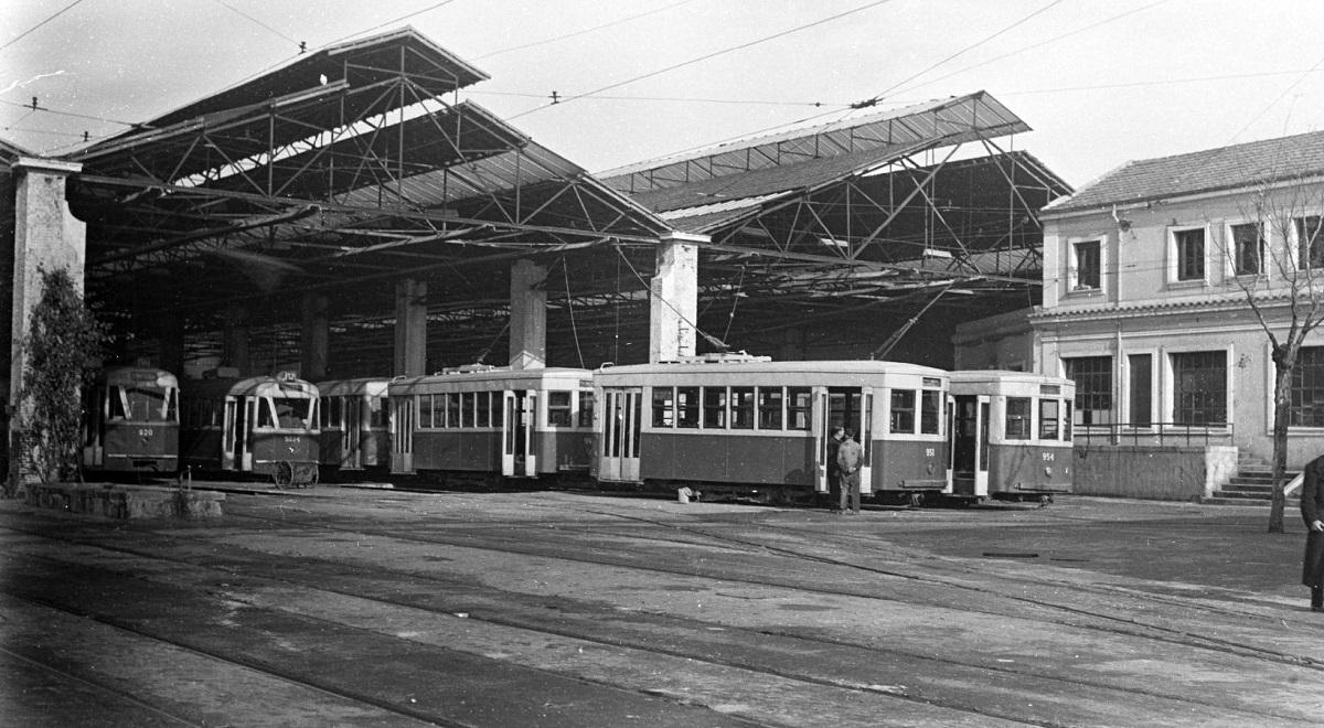 MHM redescubre las Cocheras de Tranvía de Bombilla y propone su conversión en museo de tranvías