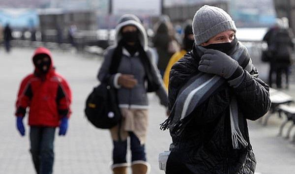 Activada la alerta por frío en Madrid para este jueves y viernes por temperaturas inferiores a -2ºC