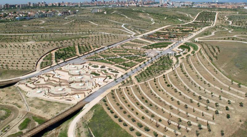 El Pleno de Hortaleza aprueba el cambio de nombre del Parque Forestal de Valdebebas