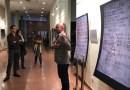 ONU Mujeres visita la exposición 'Chicas nuevas 24 horas' en Barajas, que conciencia contra la explotación sexual