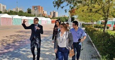 """Villacís: """"Los complejos ideológicos de Ahora Madrid están costando a los empresarios de la Feria de Abril en Aluche 3.000 euros diarios"""""""