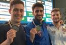 El madrileño Nico García se hace con la plata en salto de trampolín de 3 metros en el Italia Open