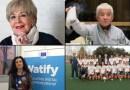 El Pleno de Madrid aprueba las Medallas de Oro para Concha Velasco, Boti García, Elena García y el Club de Campo de hockey femenino