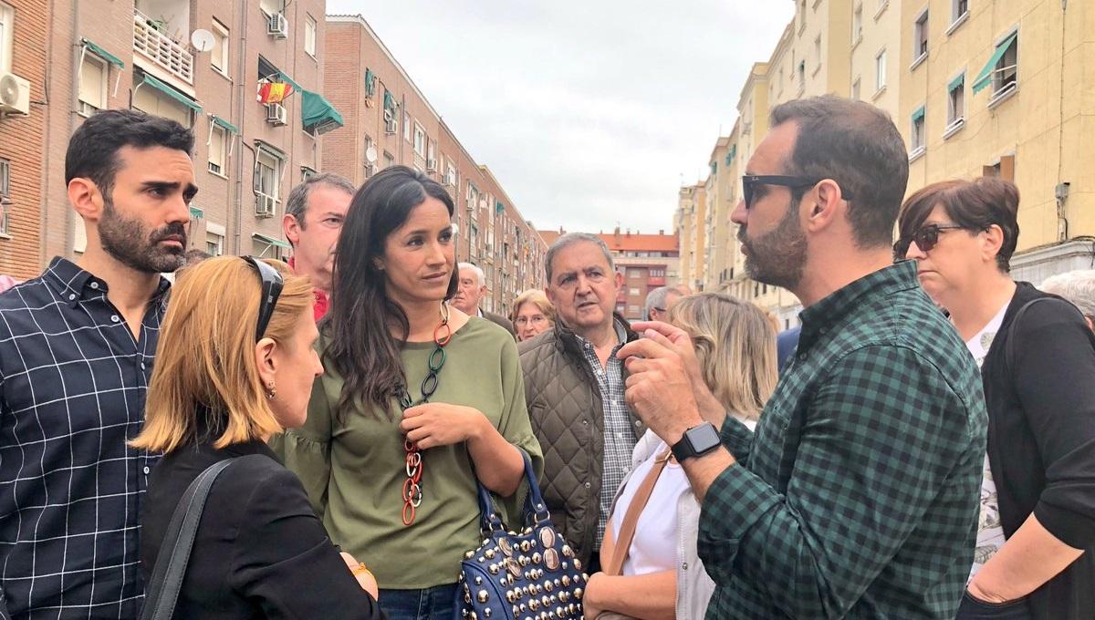 """Begoña Villacís: """"Los Presupuestos Participativos son un fraude. Ahora Madrid solo ha ejecutado el 14%"""""""