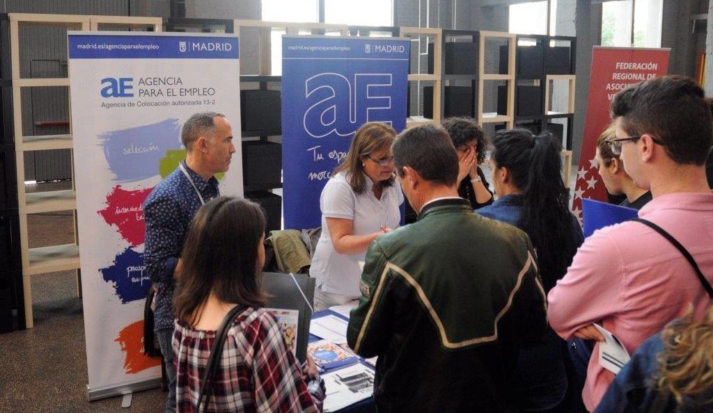 Se abre el plazo de inscripción para la I Feria de Empleo de Vicálvaro para desempleados