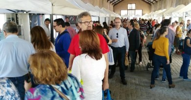 La 9º edición del Mercado Municipal de Productores Planetario llega este domingo a Arganzuela