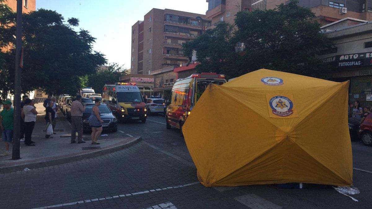 Una mujer de 64 años herida muy grave tras ser atropellada en Puente de Vallecas