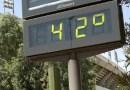 Ola de calor: La AEMET eleva a nivel naranja la alerta este jueves en Madrid, con hasta 42ºC