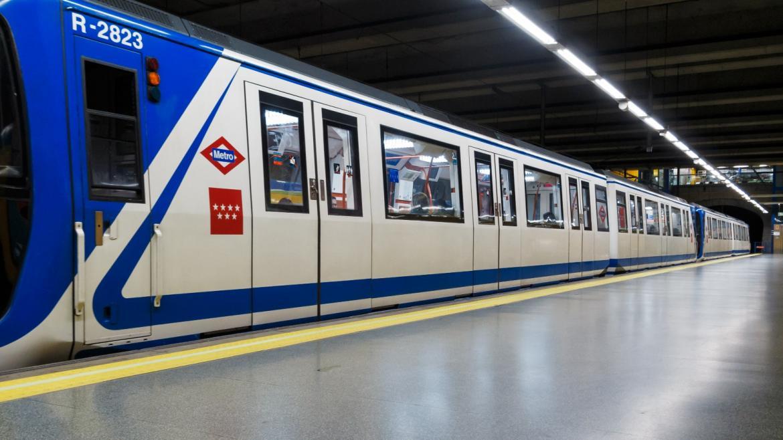 Suspendido el servicio en la L6 de Metro entre Avenida de América y O'Donnell hasta al menos este lunes