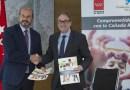 """La Comunidad de Madrid y Obra Social """"la Caixa"""" renuevan su colaboración social en la Cañada Real"""