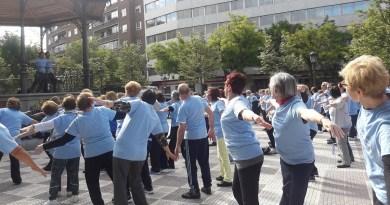 'Los miércoles al sol', programa de ocio saludable para las personas mayores de Chamberí