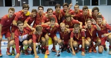 El madrileño Ignacio Abajo hace campeón a España con un gol en la final del Europeo Sub-18 de hockey