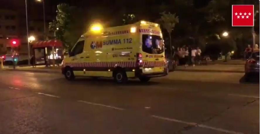 Una joven de 26 años herida grave tras ser atropellada en Leganés