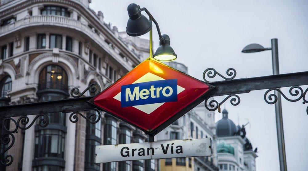 La estación de Metro de Gran Vía cierra desde este lunes y durante 8 meses por obras