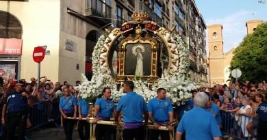 Este será el recorrido de la Virgen de la Paloma por las calles de Madrid