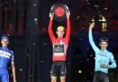 El británico Simon Yates se corona en Madrid como ganador de la 73º Vuelta Ciclista a España