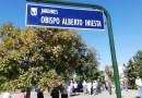 Puente de Vallecas inaugura unos jardines en memoria del obispo Alberto Iniesta
