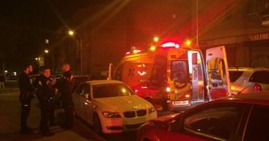 Dos heridos graves y otro leve tras una reyerta en Moratalaz