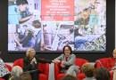 """Manuela Carmena: """"Las mujeres estamos transformando el mundo, y eso es una aventura extraordinaria"""""""