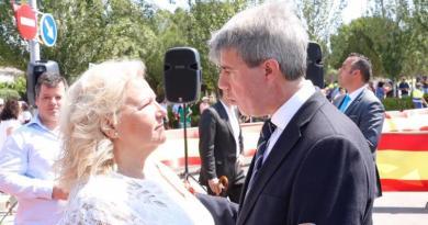 Ángeles Pedraza, nueva Comisionada para las víctimas del terrorismo de la Comunidad de Madrid