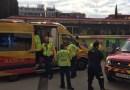 Un joven de 25 años herido grave tras quedar atrapado en una impresora de un instituto de Chamberí