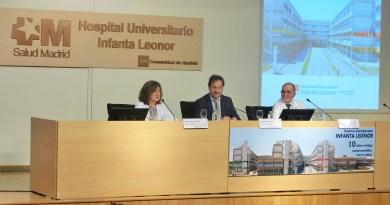 Expertos analizan la evolución del tratamiento de diabetes en el Hospital Infanta Leonor de Vallecas