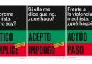 El Ayuntamiento de Madrid lanza una campaña contra la violencia machista dirigida a hombres