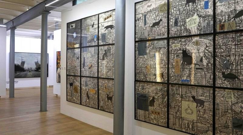 'Pongamos que hablo de Madrid', un recorrido por el arte de la ciudad en los últimos 40 años