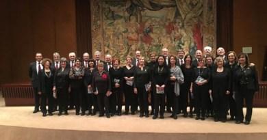 El 'Coro Ex Novo' viste de Navidad este sábado el Real Jardín Botánico de Madrid