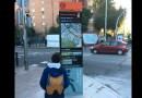 Puente de Vallecas cuenta ya con una 'ruta WAP – Gente que Camina'
