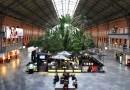 Adif organiza el primer concurso de pintura rápida 'Madrid Puerta de Atocha'
