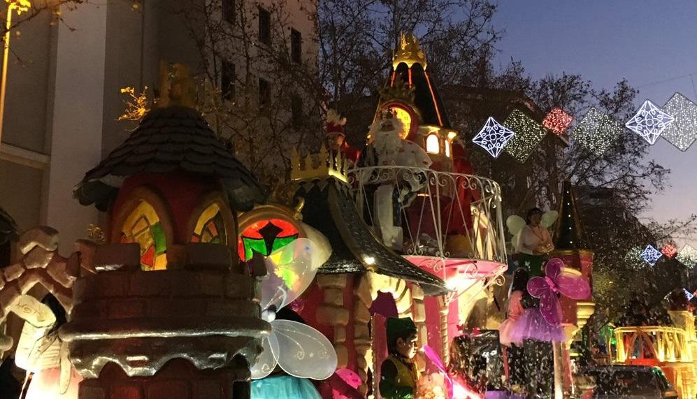 Este será el recorrido y el horario de la Cabalgata de Reyes 2019 de Moratalaz