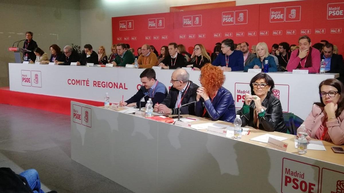Así serán las listas completas del PSOE a la Comunidad y al Ayuntamiento de Madrid para el 26 de mayo