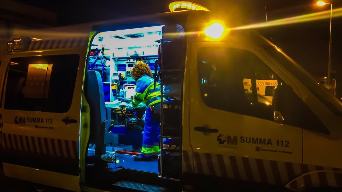 Un hombre de 35 años herido muy grave tras ser atropellado en Alcorcón