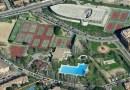 'Reabre la piscina del polideportivo de Barajas. Inversión frente a abandono'