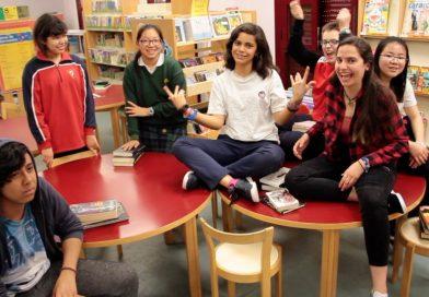 'Bibliotubers': un proyecto madrileño pionero para fomentar la lectura en la adolescencia