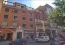 Una mujer de 26 años herida leve tras saltar desde un 4º piso huyendo de un incendio en La Guindalera