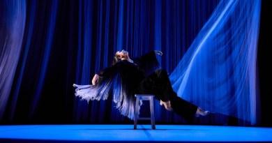La coreógrafa Sara Cano ofrece su segundo trabajo 'Sin Tempo' este jueves en Latina