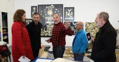 El polígono ISO de Carabanchel muta en un nuevo polo cultural de Madrid