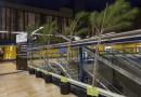 Metro de Madrid planta 100 nuevos árboles en sus instalaciones por el Día de los Bosques