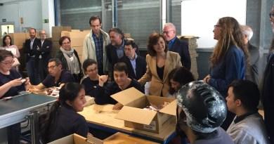 """Pepu Hernández: """"La inclusión social será un tema primordial en nuestro proyecto de ciudad"""""""