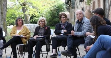 Carmena se reúne con la Plataforma en defensa de la Quinta de Torre Arias