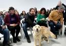 """Pablo Iglesias en Madrid: """"Podemos convertir a este país en una referencia contra el maltrato animal"""""""