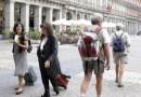 Madrid alcanza un nuevo máximo anual en el número de turistas que visitan la ciudad