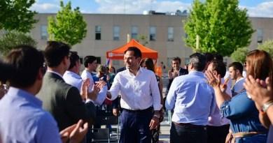 Ignacio Aguado se compromete a eliminar las listas de espera de acceso a las residencias de mayores